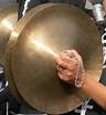sounding brass