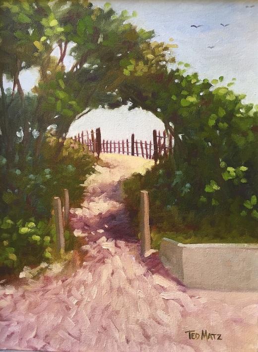 Matz painting